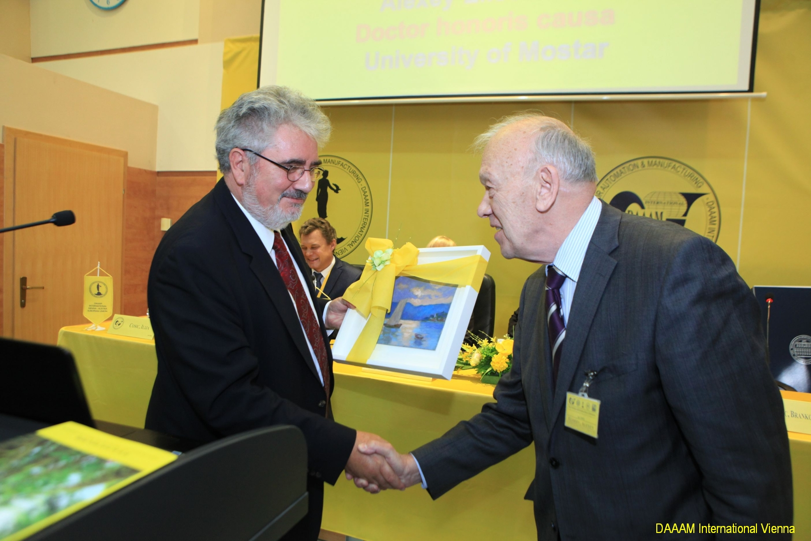 DAAAM_2016_Mostar_06_Professor_and_Cosmonaut_Alexey_Eliseev_Doctor_honors_causa_026